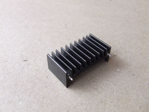 Radiator pasywowany 26x47x17mm