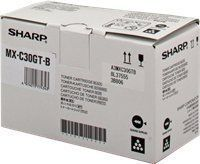 Toner (Black) SHARP MX-C30GTB