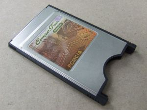 Adapter PCMCIA do IP-423