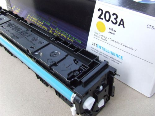 Toner pusty (Yellow) HP CLJ ProM254dw (OEM)